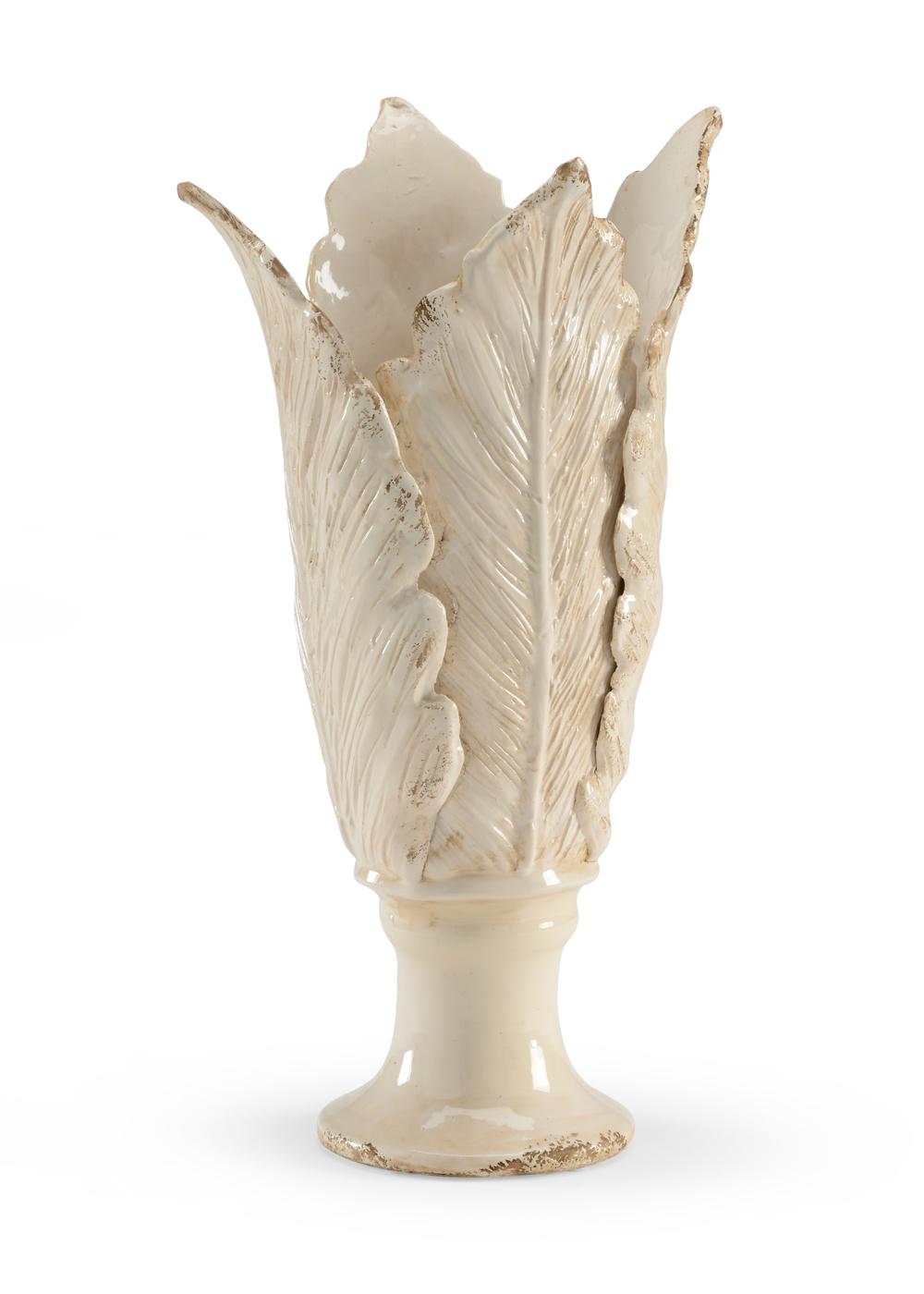 Chelsea House - Leaf Vase