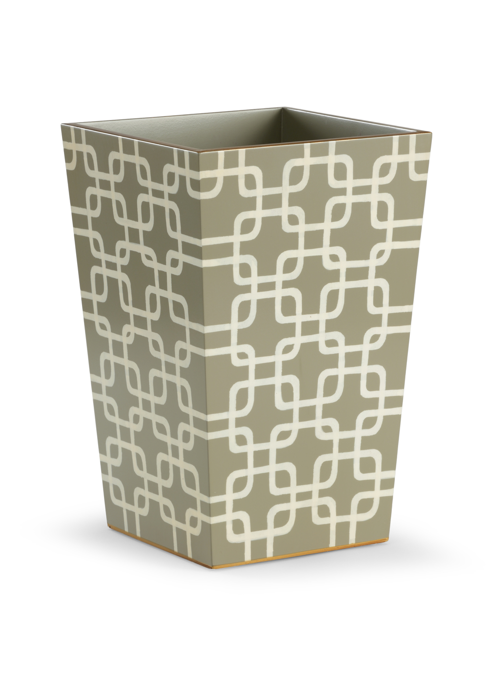 Chelsea House - Geometric Waste Bin