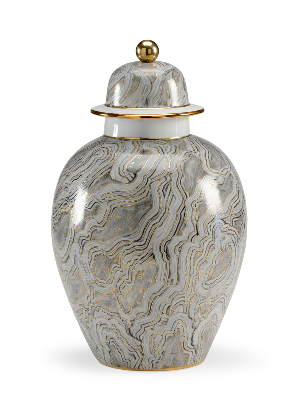 Chelsea House - Marbled Grey Urn