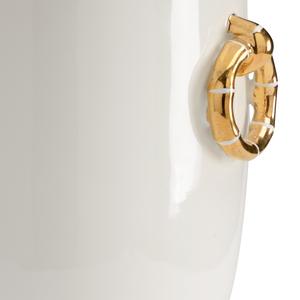 Thumbnail of Chelsea House - Ring Vase in Gold