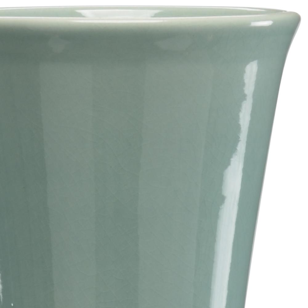 Chelsea House - Colson Vase in Celadon