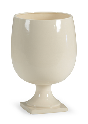 Thumbnail of Chelsea House - Lancaster Vase in Cream