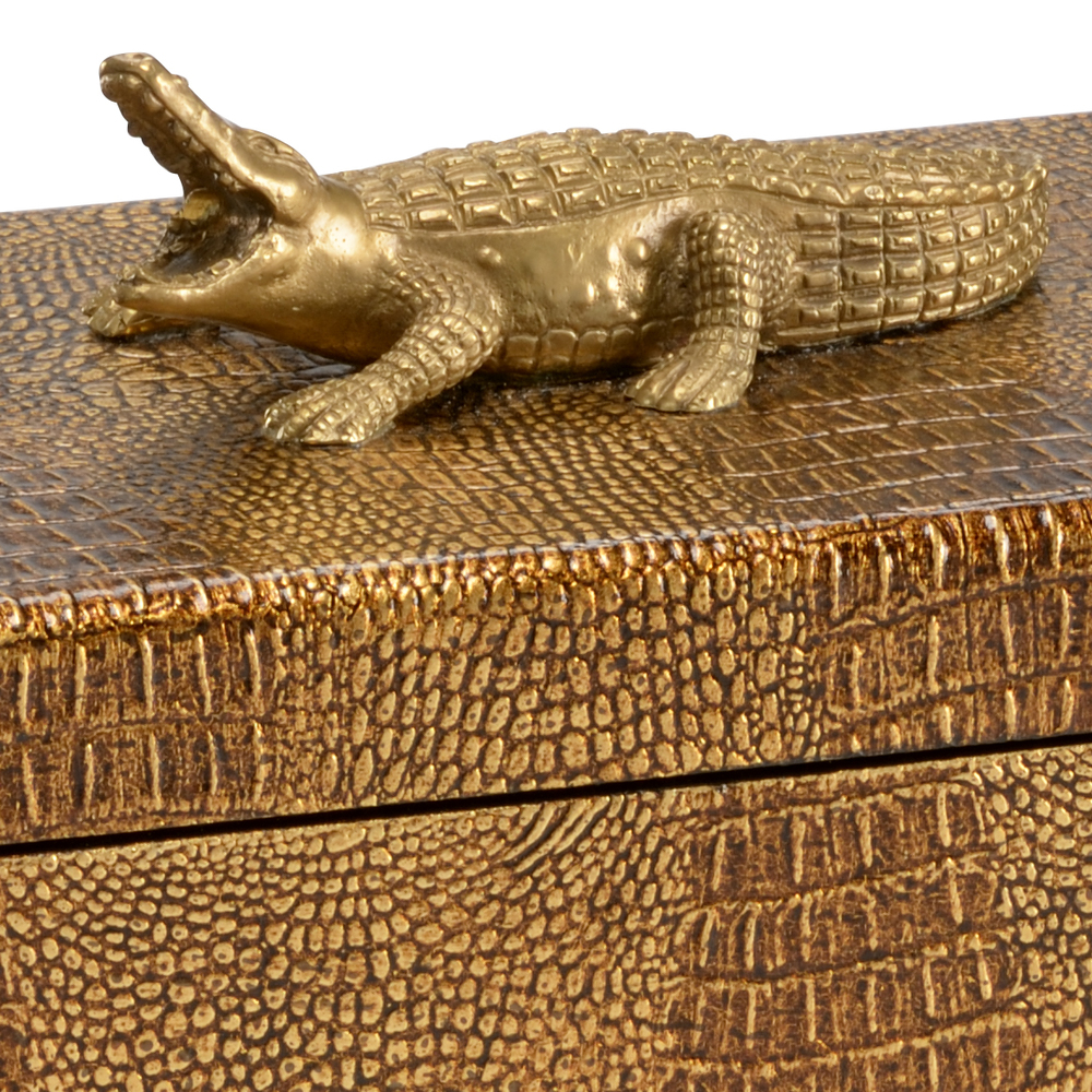 Chelsea House - Alligator Box