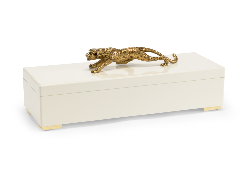 Chelsea House - Cheetah Box