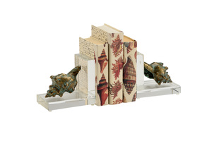 Thumbnail of Chelsea House - Shell Bookends