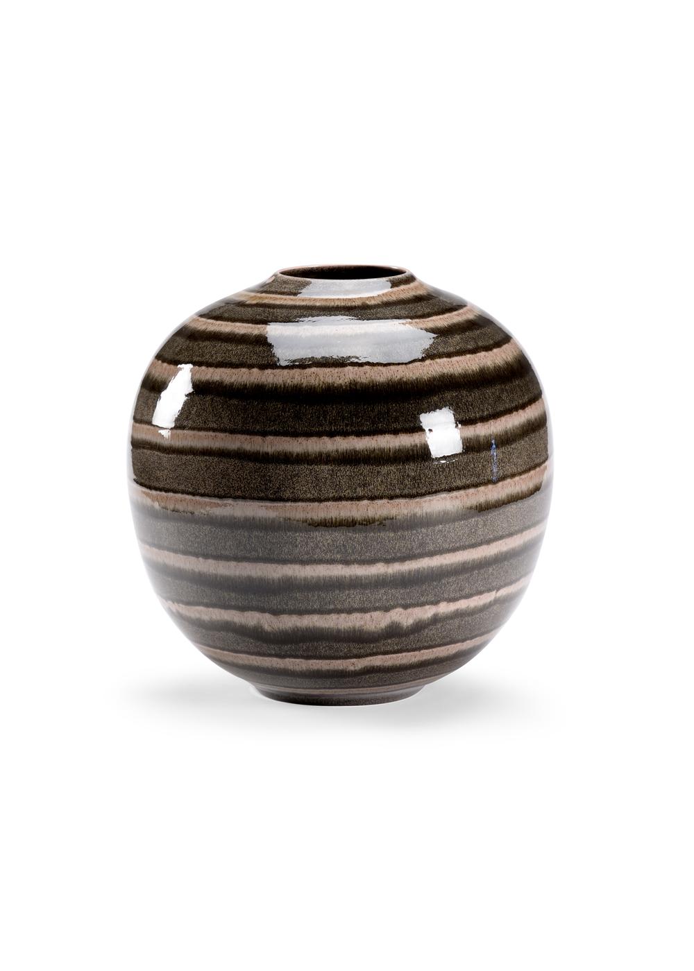 Chelsea House - Striped Round Vase