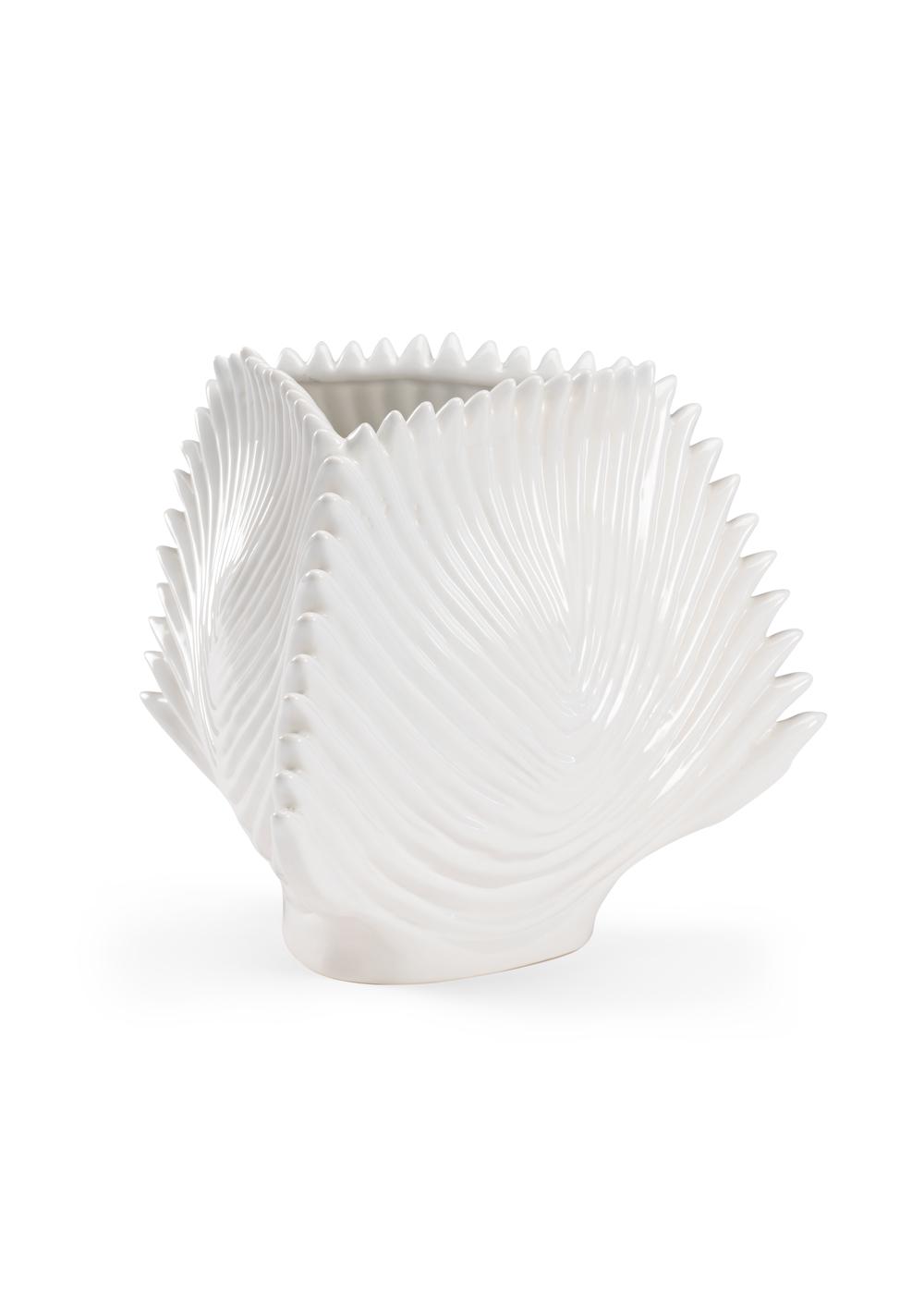Chelsea House - Palm Leaf Vase