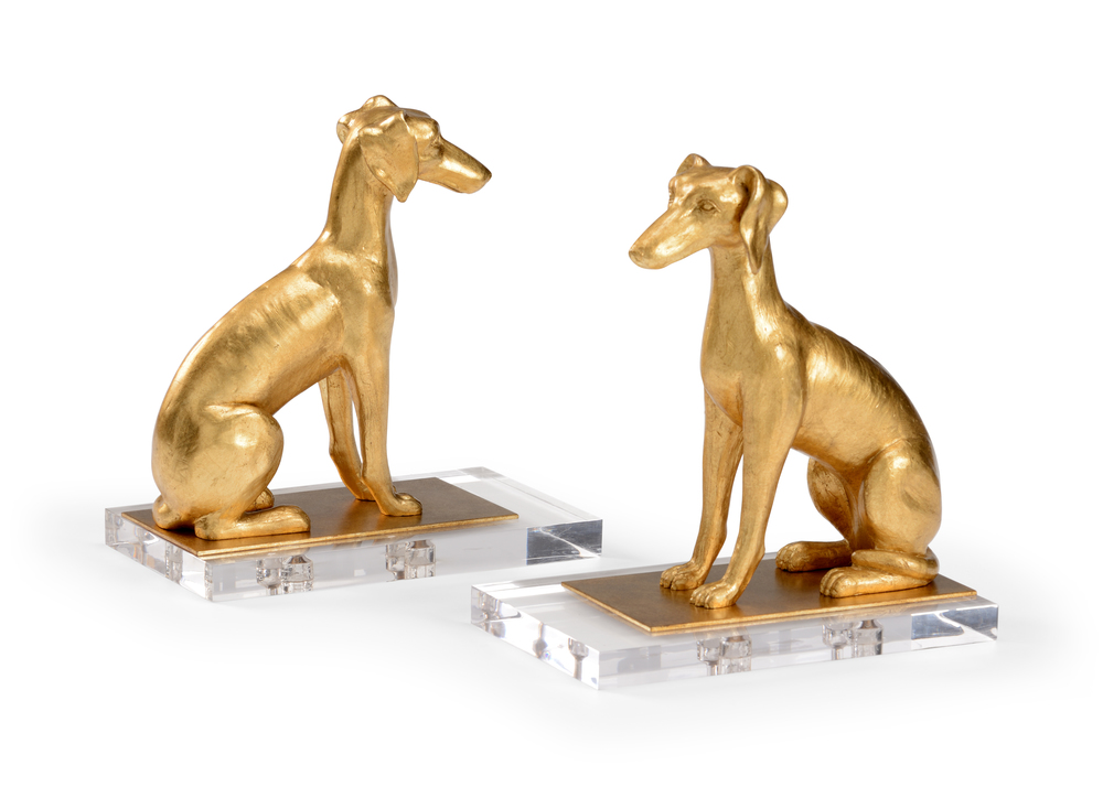 Chelsea House - Flossie Bookends, Pair