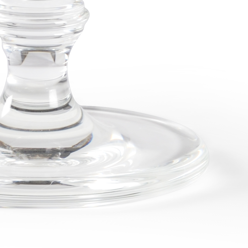 Chelsea House - Grand Crystal Candlestick