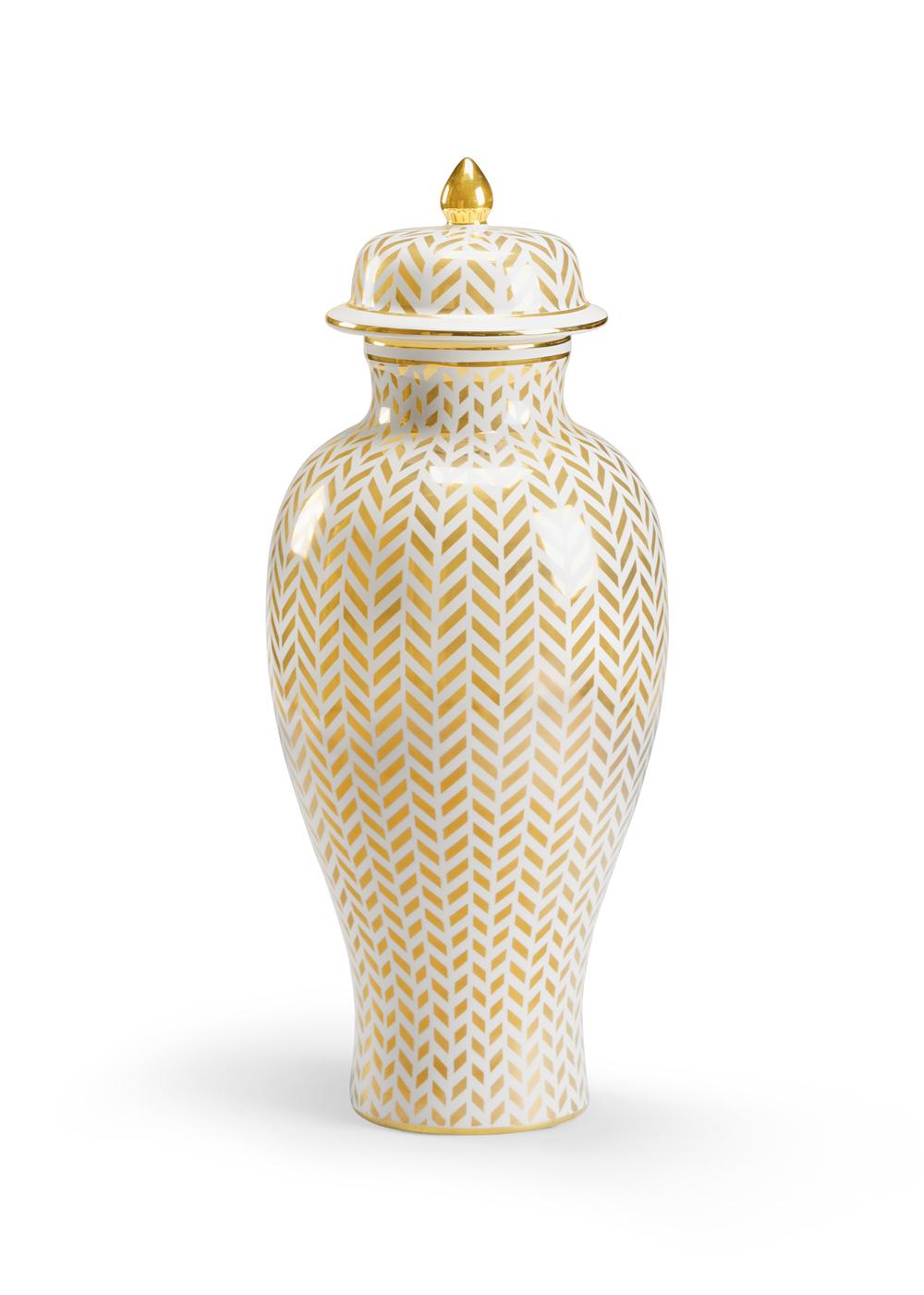 Chelsea House - Herringbone Vase