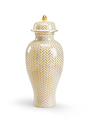 Thumbnail of Chelsea House - Herringbone Vase