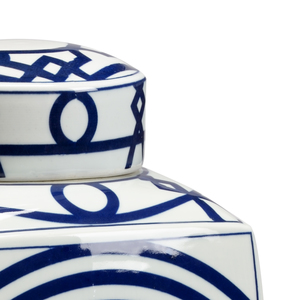Thumbnail of Chelsea House - Hobbs Blue Vase