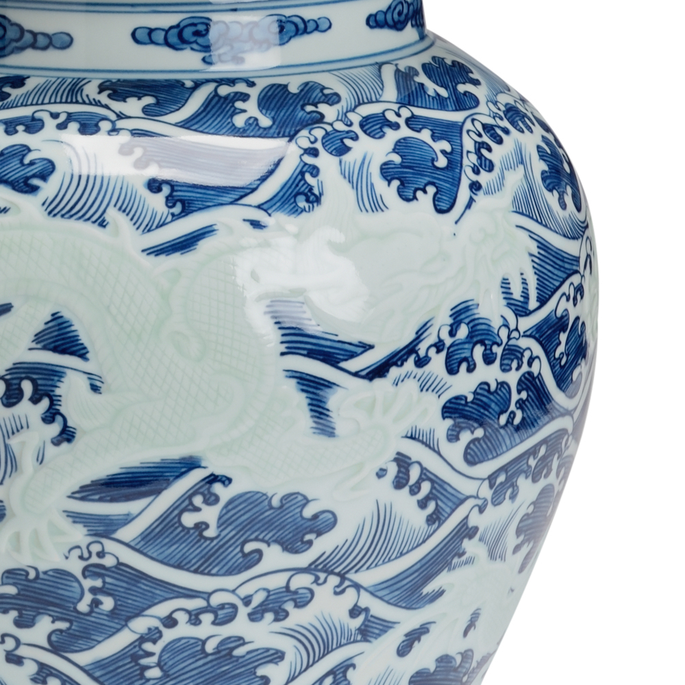 Chelsea House - Xuande Covered Urn
