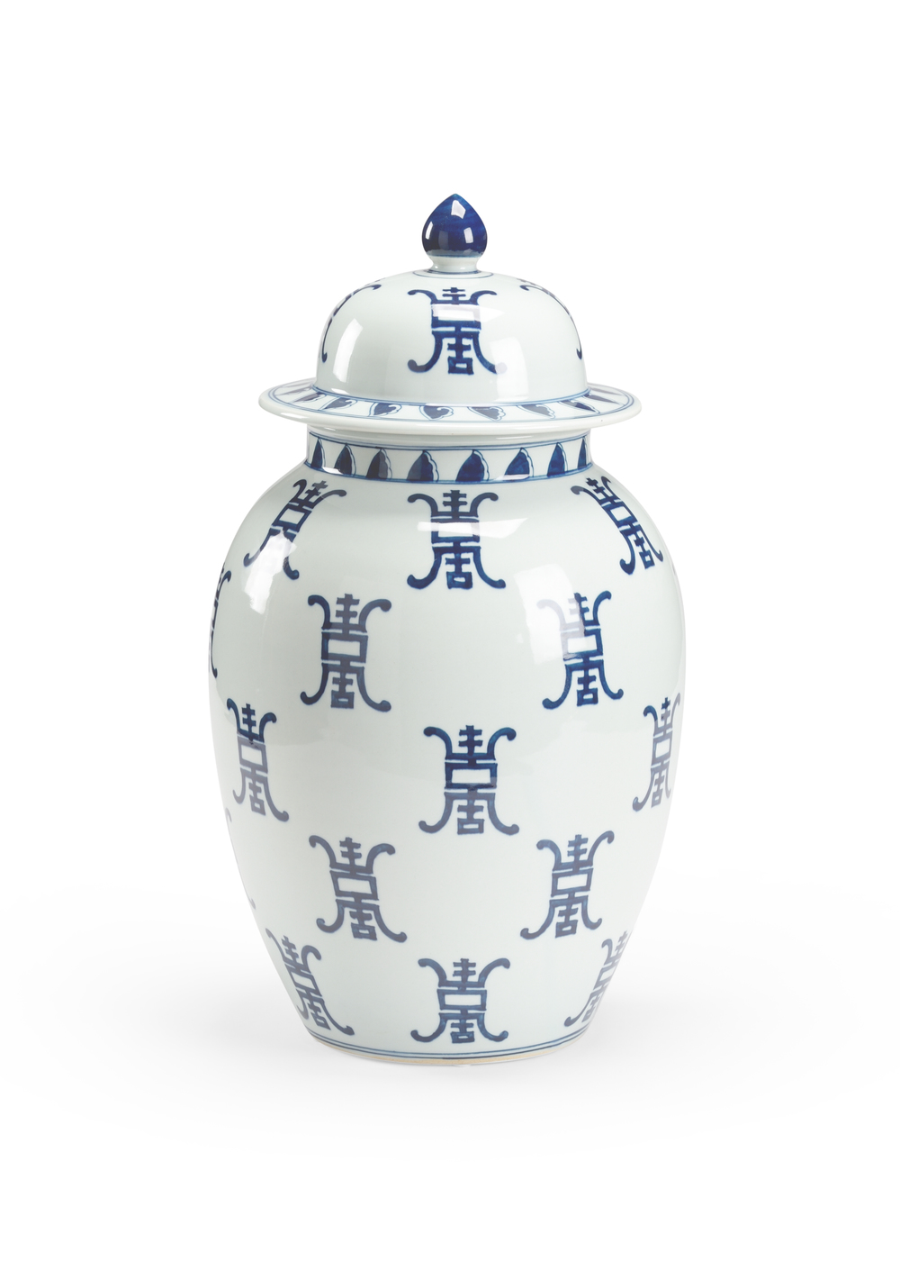 Chelsea House - Chinese Covered Urn
