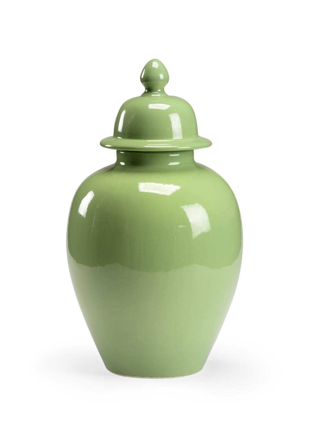 Chelsea House - Landis Covered Vase