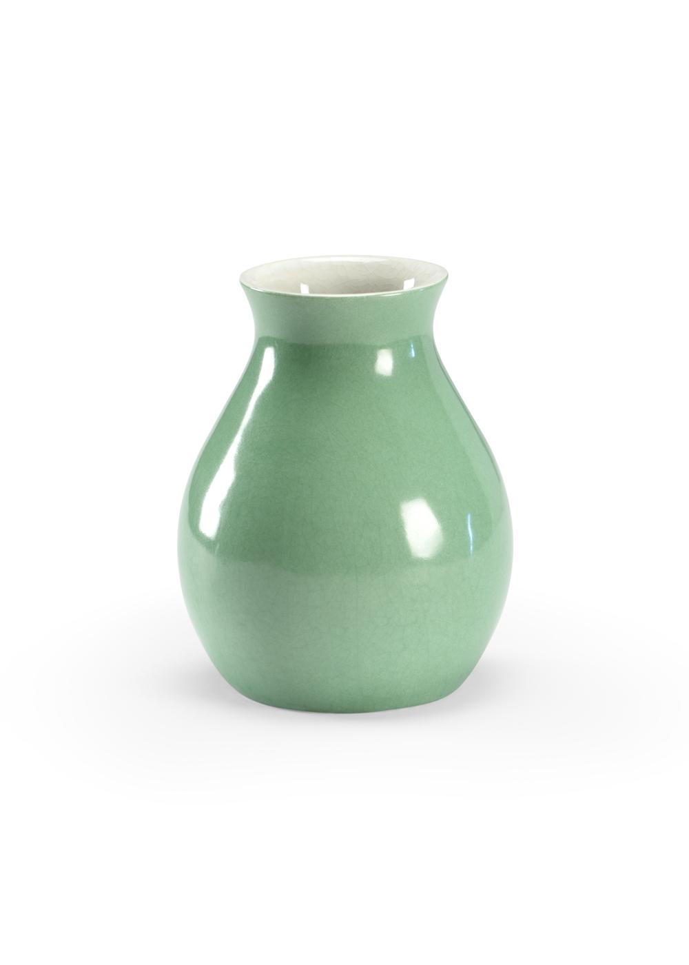 Chelsea House - Green Vase