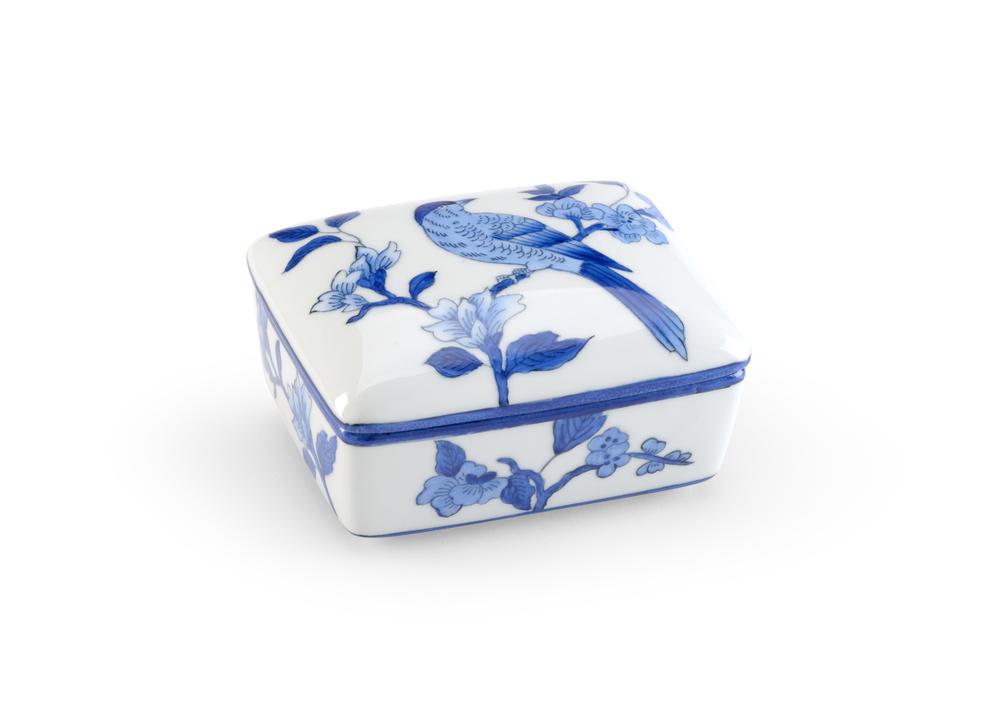 Chelsea House - Blue Bird Box