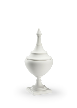 Thumbnail of Chelsea House - Bisque Finial Urn