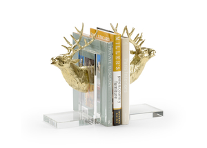 Thumbnail of Chelsea House - Stag Bookends, Pair