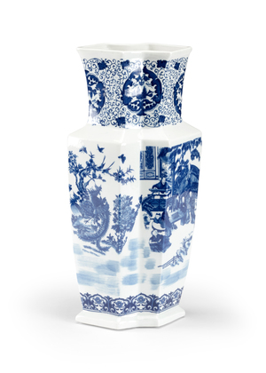 Thumbnail of Chelsea House - Yuan Double Vase