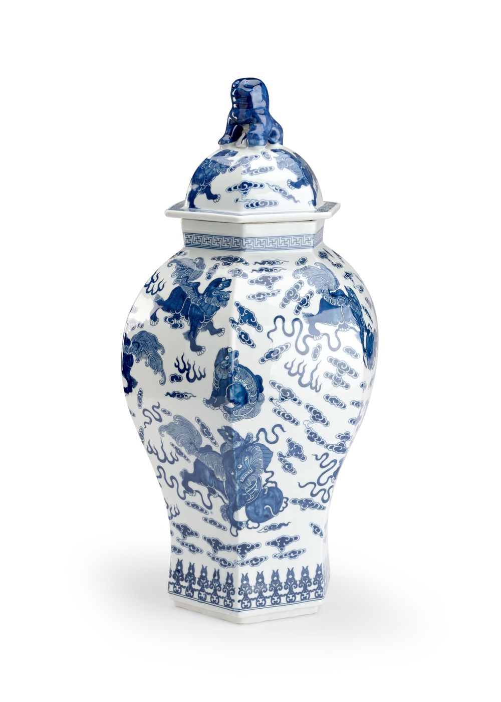 Chelsea House - Qing Covered Urn