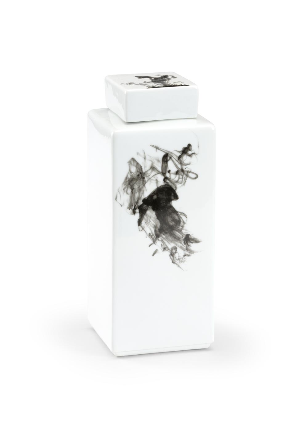 Chelsea House - Black Jinzhou Vase