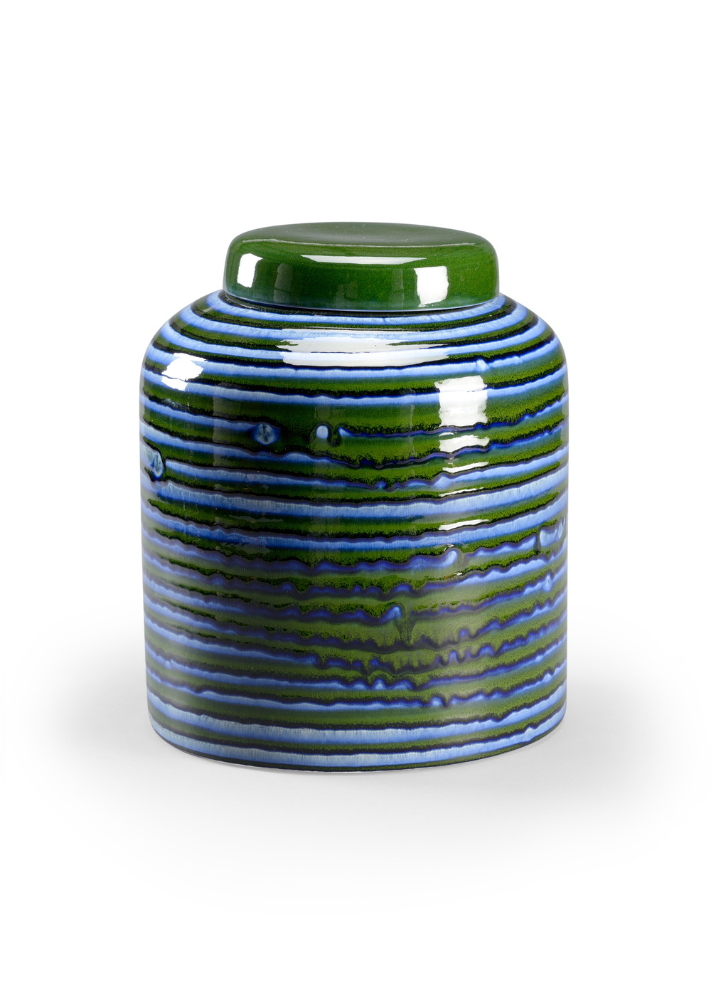 Chelsea House - Swirl Covered Jar