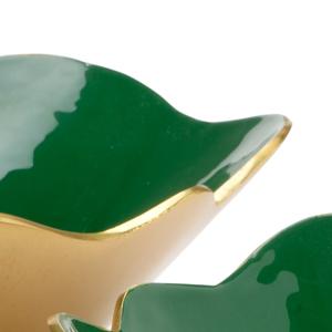 Thumbnail of Chelsea House - Emerald Enameled Bowls