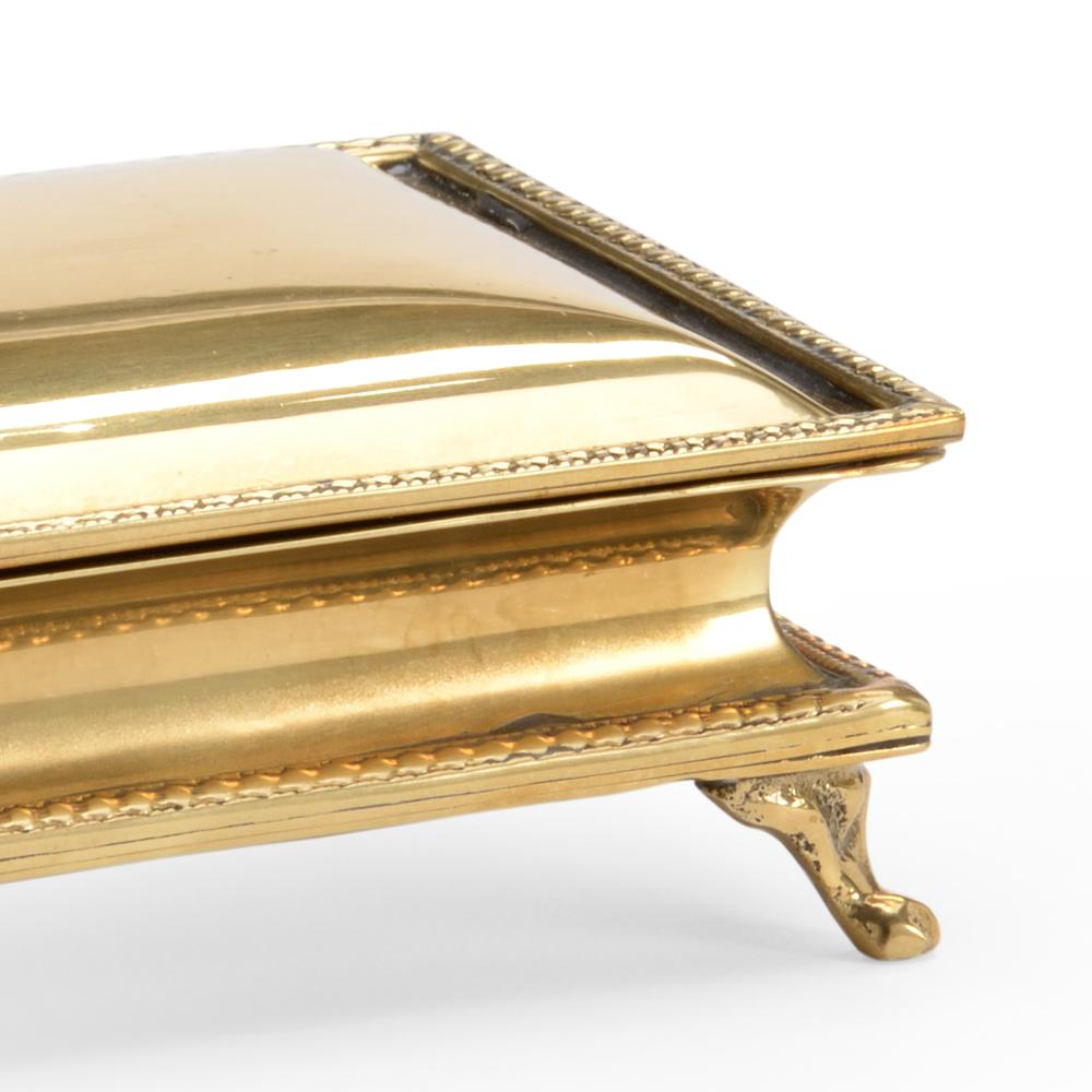 Chelsea House - Classic Brass Box