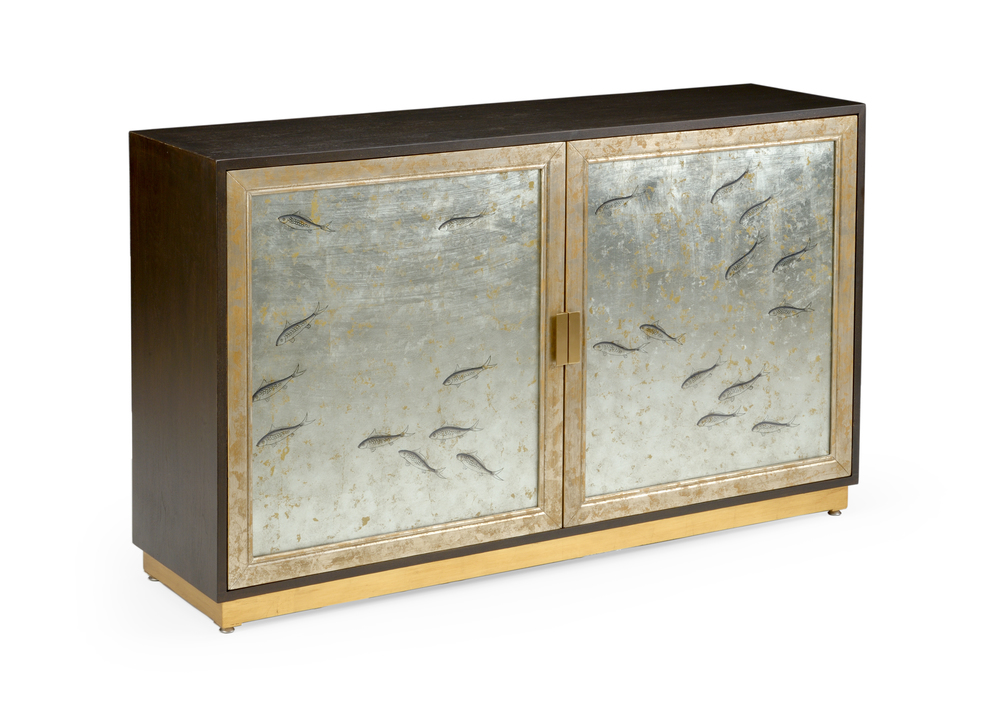 Chelsea House - Chinoiserie Cabinet