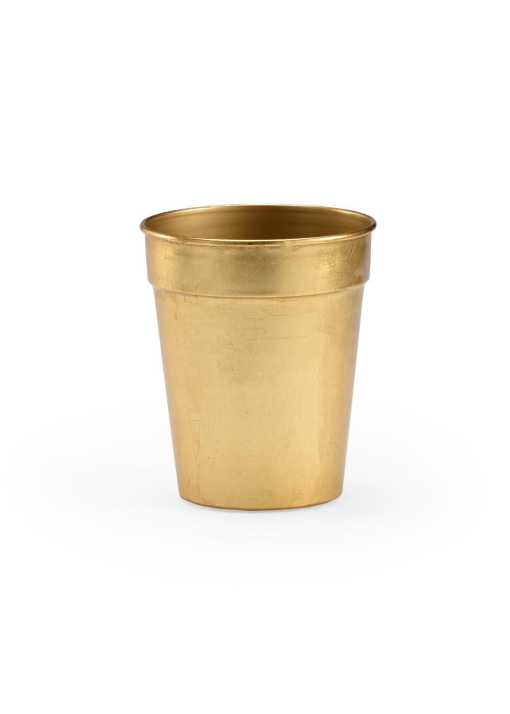 Chelsea House - Gold Leaf Pot