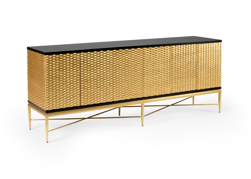 Chelsea House - Gold James Sideboard