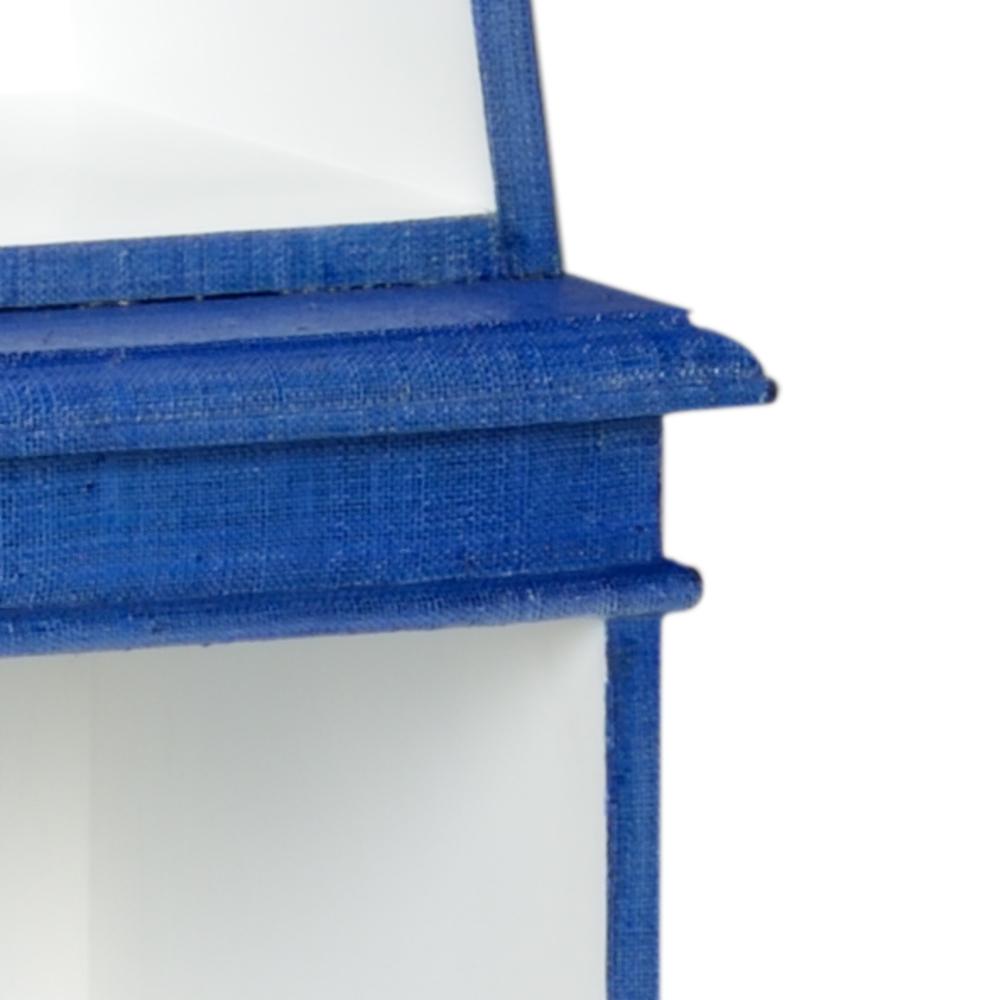 Chelsea House - Regency Bookcase, Blue