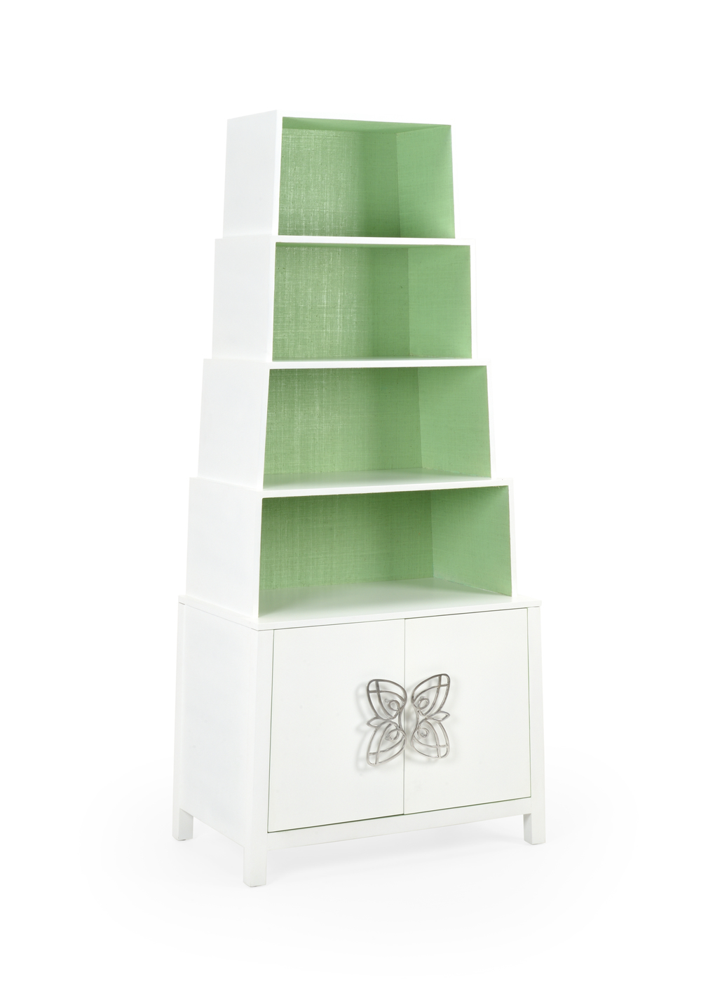 Chelsea House - Houston Cabinet, Green