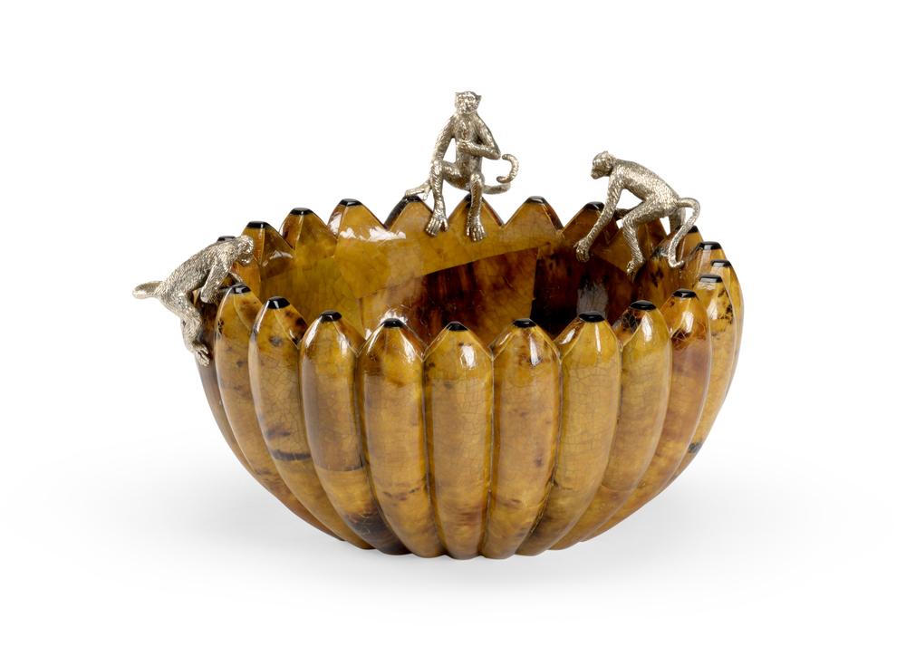 Chelsea House - Pen Shell Banana Bowl