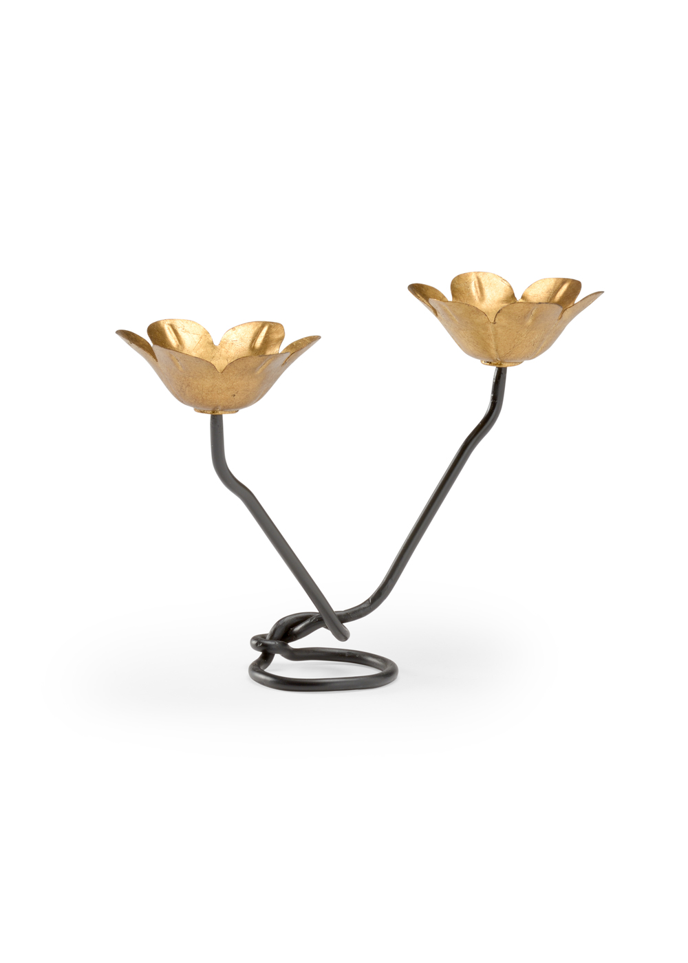 Chelsea House - Tulip Candlestick