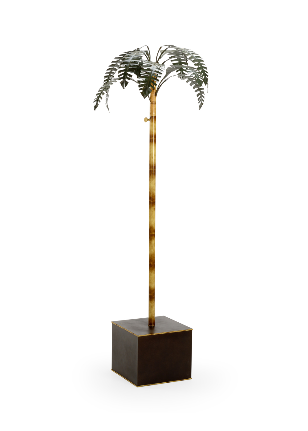 Chelsea House - Naples Palm Tree, Polychrome