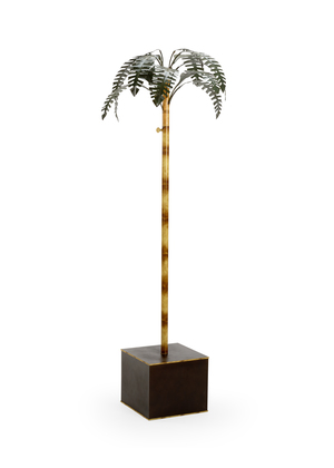 Thumbnail of Chelsea House - Naples Palm Tree, Polychrome