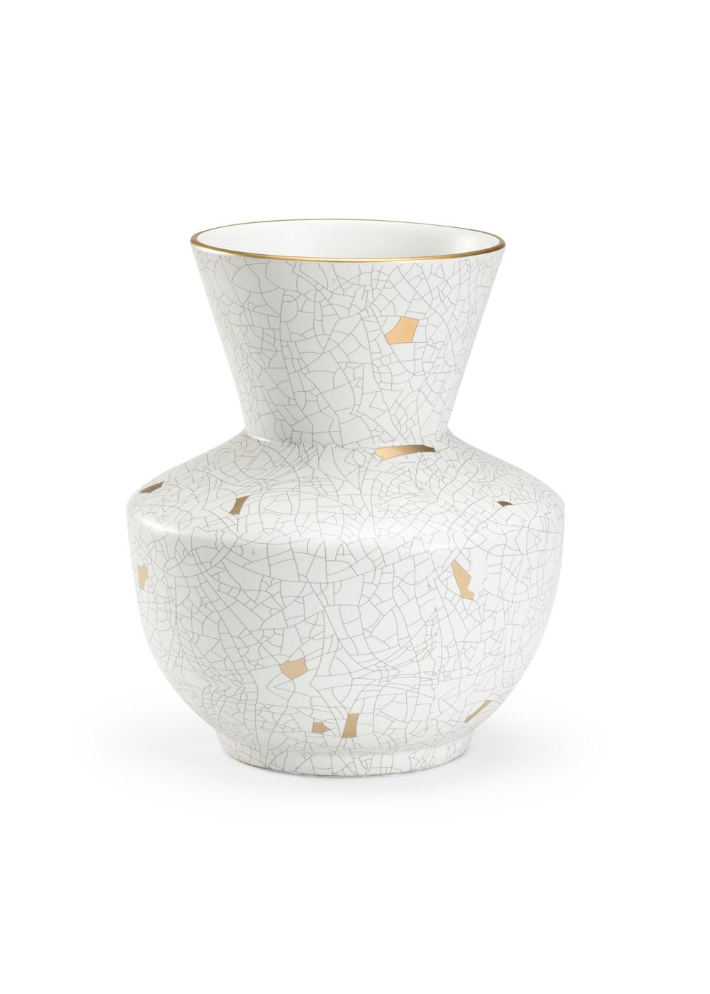 Chelsea House - Crackled Vase
