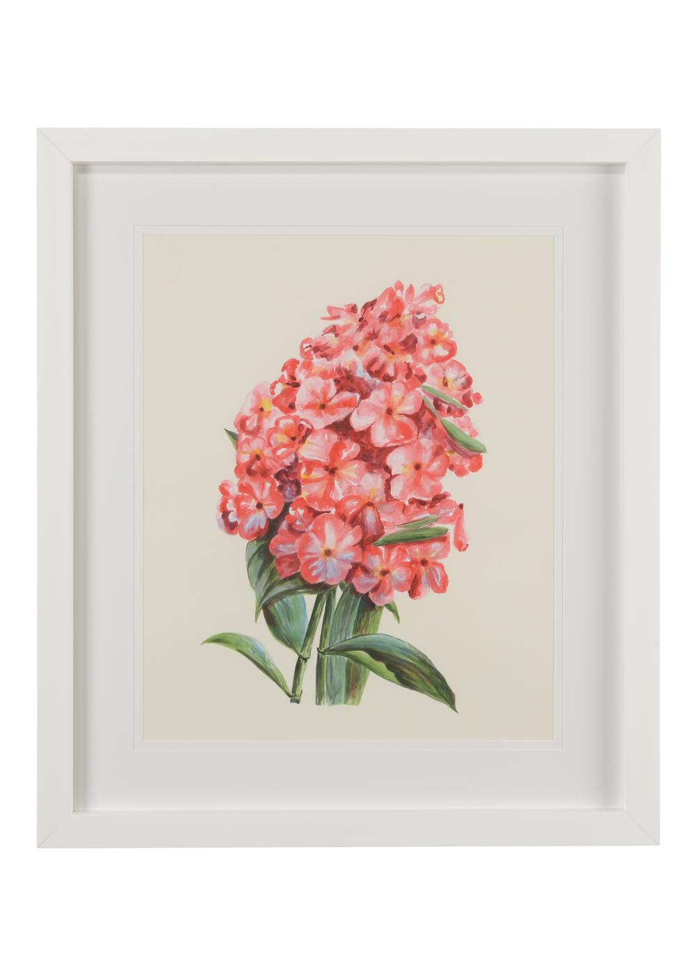 Chelsea House - Flower Study I Art