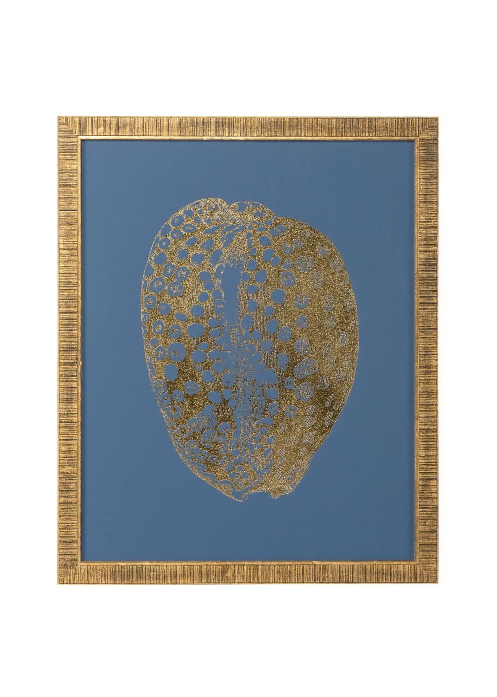 Chelsea House - Gold Foil Shell II