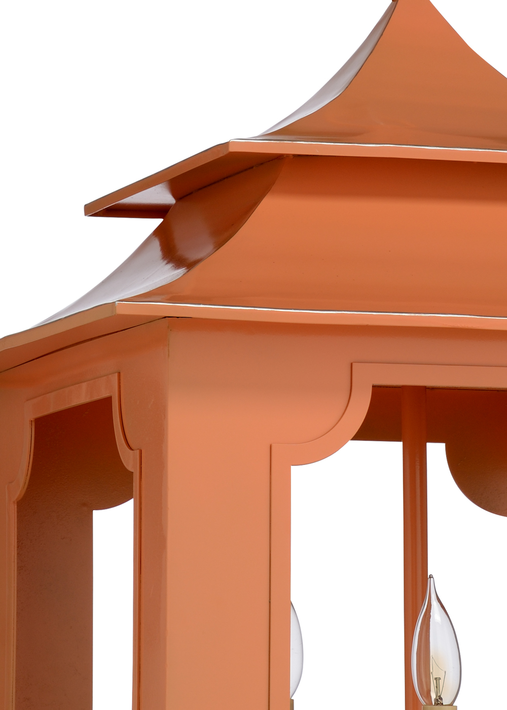Chelsea House - Tole Pagoda Lantern