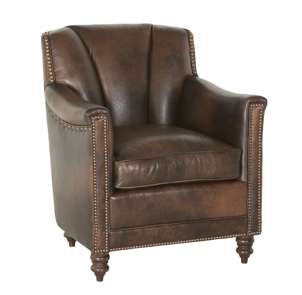 Classic Leather - Lombard Chair