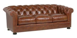 Thumbnail of Classic Leather - Montclair Tufted Sofa
