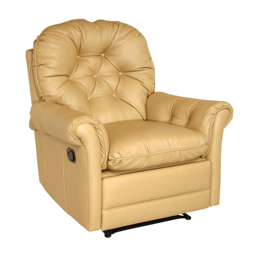 Classic Leather - Crescent Recliner