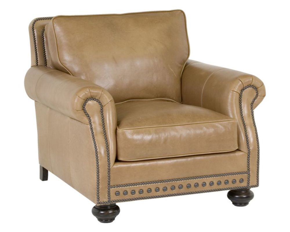 Classic Leather - Riverside Chair