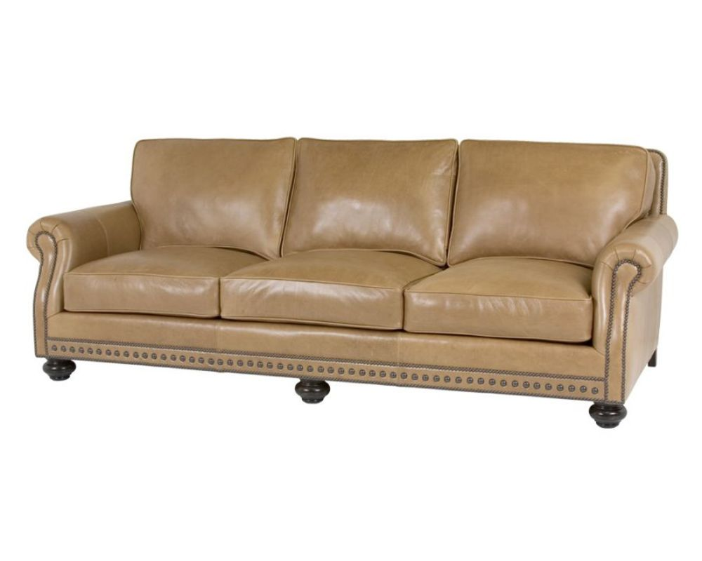 Classic Leather - Riverside Sofa