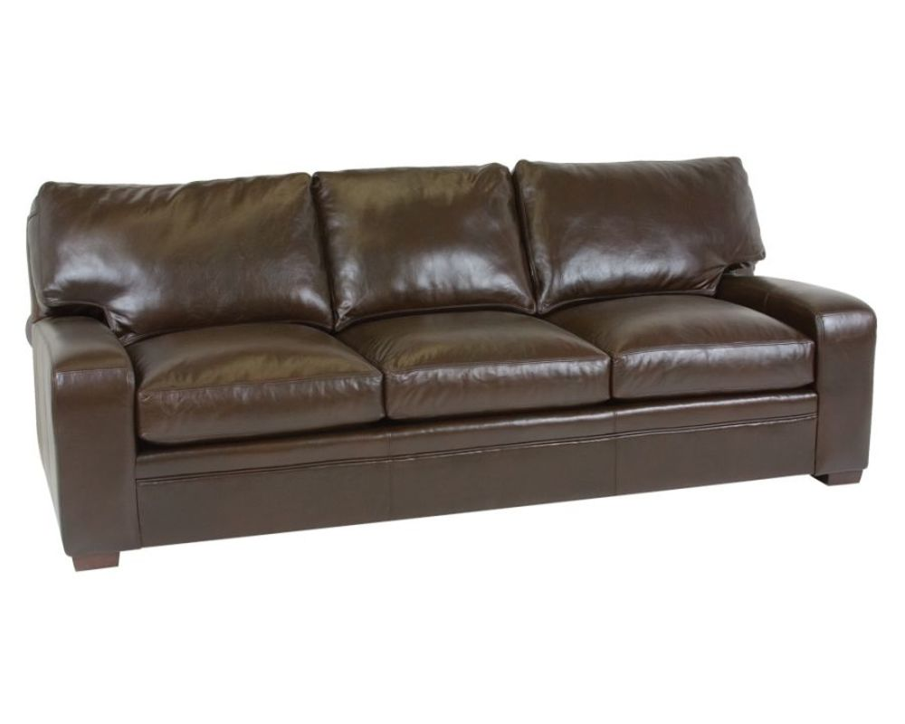 Classic Leather - Vancouver Sofa
