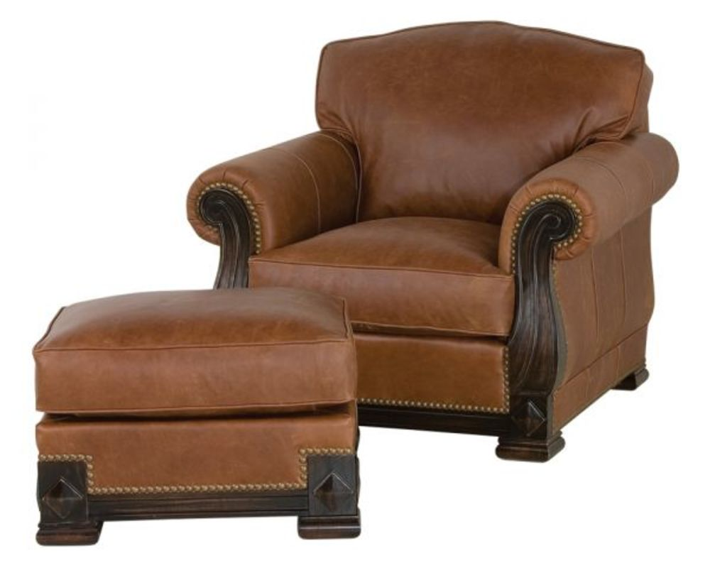 Classic Leather - Edwards Chair