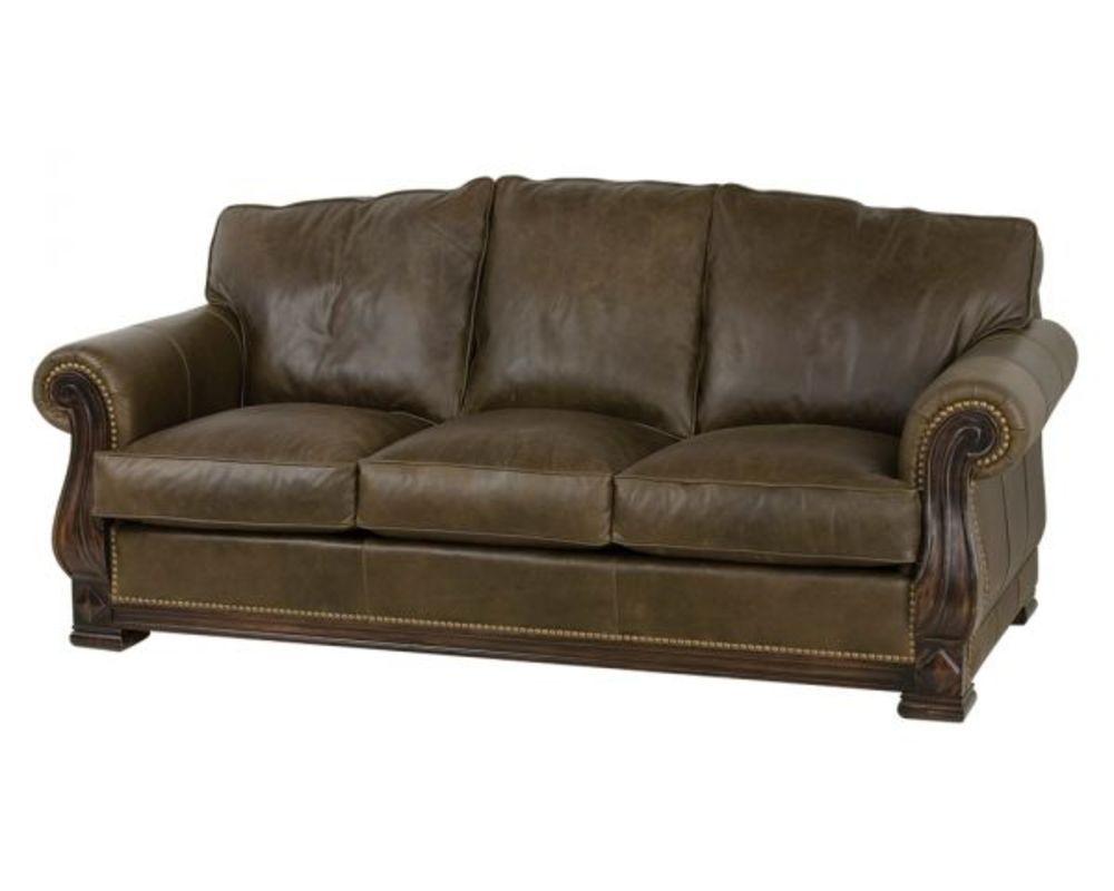 Classic Leather - Edwards Sofa